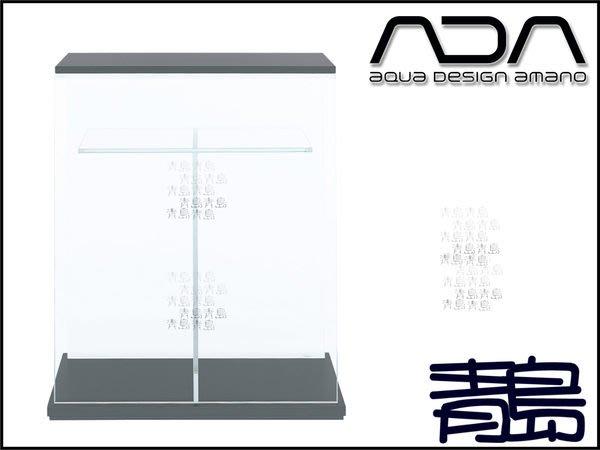 PY。。。青島水族。。。108-612日本ADA---頂級超白玻璃架==60x30缸用-透明Solar-1