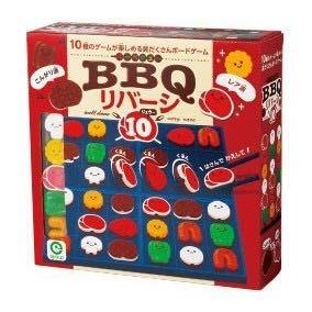 (現貨在台)【現貨日本空運版】EyeUp遊戲BBQ10日本桌遊玩具4546598007541