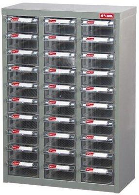 附發票(東北五金)樹德 SHUTER 零件盒 零件櫃 公文櫃 資料櫃 置物櫃 整理盒 工具箱ST2-330(來電2270
