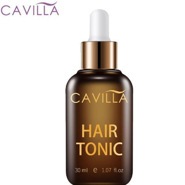 #免運 【水族達人】Cavilla卡薇拉《頭髮精華液 30ml》滋養 髮質 護髮 髮量 髮素