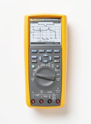 [捷克科技] 福祿克 FLUKE 289/FVF 工程級數位萬用電錶 美國 專業電錶儀錶