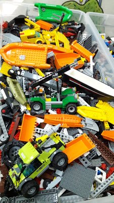 Lego樂高正版二手零件1公斤