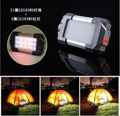 BS3500超亮LED露營燈 採用智能調節芯片 弱光持續續航72小時 附收納盒 野營燈帳篷燈應急燈馬燈露營燈【B】