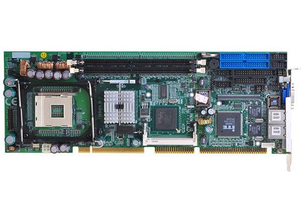 【KC.PLC_FA 】ADLINK NUPRO-842 DV/P 51-41360-0B1 機板