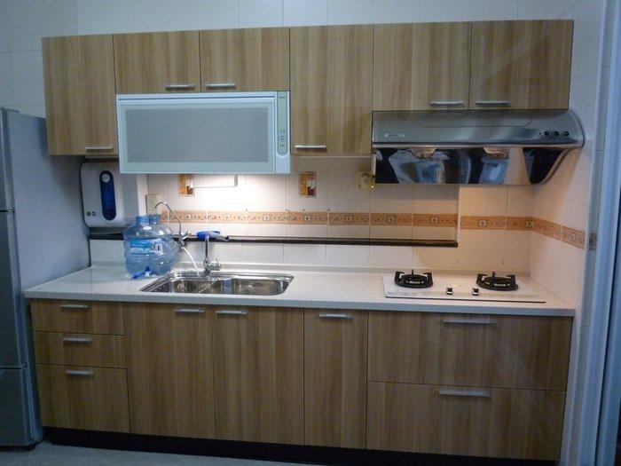 《水晶木紋》LG 樂天 人造石 矽鋼石 石英石 流理台-高雄  鳳山 屏東 廚具工廠 系統櫃