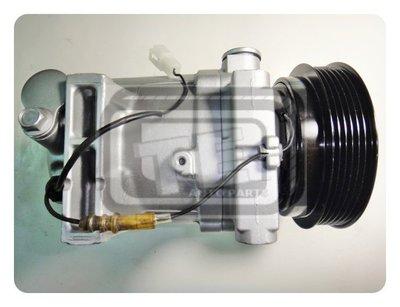 【TE汽配通】NISSAN 日產 裕隆 MARCH 冷氣 壓縮機 自排 永彰型 外匯整理新品