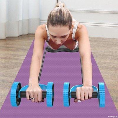 heavy°鋪 訓練拉伸彈力繩拉力器居家用健身器材GW125