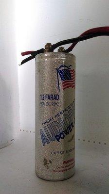 1.2  FARAD   電容器   U.S.A.   美國