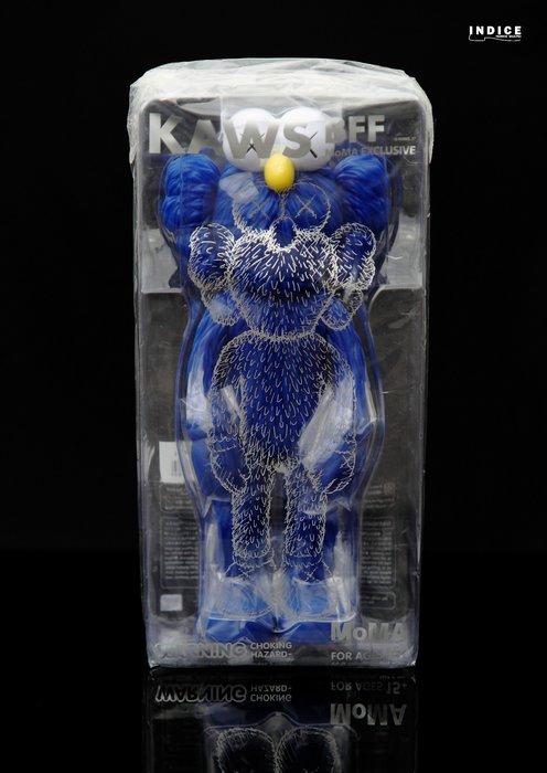 INDiCE ↗ KAWS BFF VINYL OPEN EDITION Medicom Toy MOMA紐約限定 寶藍
