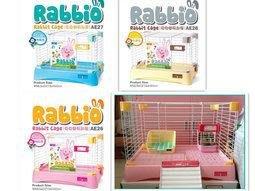 Alice艾妮斯兔籠 兔子籠子 特大號荷蘭豬籠子 兔兔用品 豪華大禮包10件