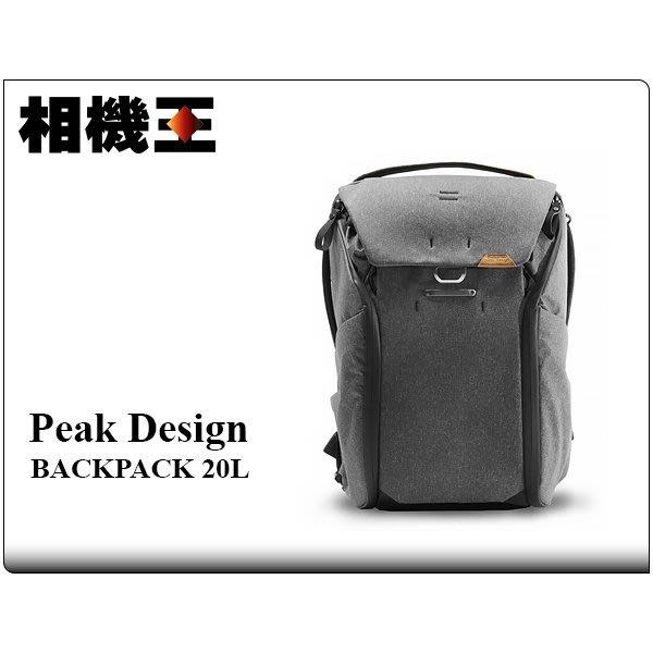 ☆相機王☆Peak Design Everyday Backpack 20L V2 後背包 炭燒灰 (4)