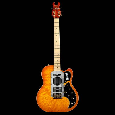☆唐尼樂器︵☆ Burns London Steer Semi-hollow 半空心 電吉他