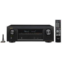 平行貿易商旗艦店【Original music】DENON AVR-X1300W AV收音擴大機