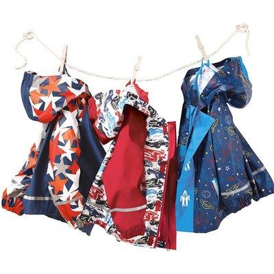 兒童 雨衣 正韓出口德國兒童雨衣雨褲寶寶雨衣嬰幼兒沖鋒衣男女童分體雨衣套裝6-21