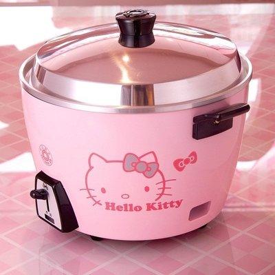 全新 大同電鍋 Hello Kitty 夢幻粉紅限定版(絕版品)