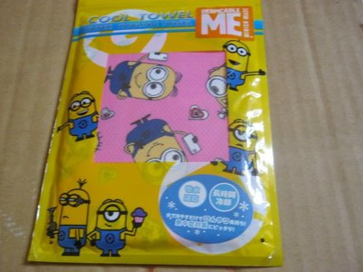 JAPAN SUPER COOLING TOWEL (MINION MADE)