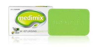 岡山戀香水~Medimix  印度綠寶石皇室藥草浴美肌皂125g~優惠價:35元
