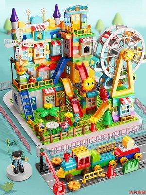 小小玩具鋪~樂高積木拼裝大顆粒旗艦店官網益智力動腦兒童玩具男女孩系列