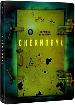 合友唱片 《預購》核爆家園 藍光 雙碟限定鐵盒版 Chernobyl BD (11/20)