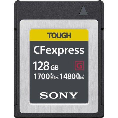 *兆華國際* Sony CEB-G128 128G 128GB CFexpress 高速記憶卡 記憶卡 索尼公司貨