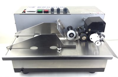 創傑包裝科技 CJ-350FL 連續自動印字機 (加寬型) 標示機 快速連續印字機
