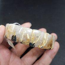 鈦晶手珠 鈦晶手珠 重57克 17咪 手圍20編號b31