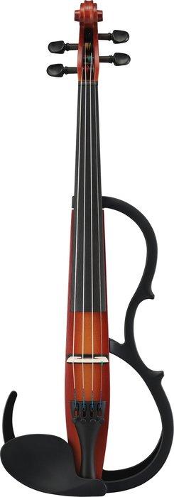 造韻樂器音響- JU-MUSIC - 全新 YAMAHA SV250 靜音小提琴 電子小提琴 4 弦