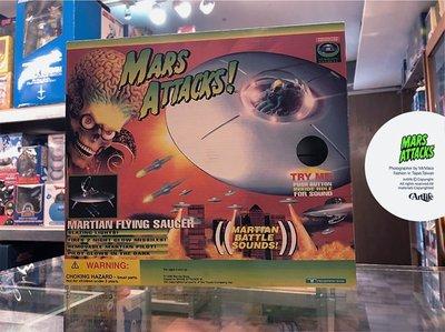 ArtLife @ MARS ATTACKS UFO 1996 Flying Saucer 絕版稀有 星戰毀滅者 太空船