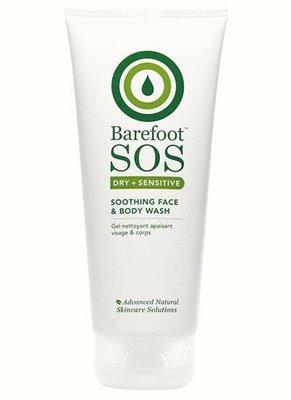 Barefoot 舒緩潔膚乳 200ml (臉部身體適用)