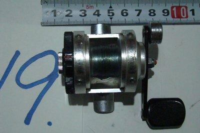 采潔 釣具 DAIWA  M-5 小烏龜 路亞 鐵板  二手釣具 二手釣竿 中古 捲線器 編號  k19