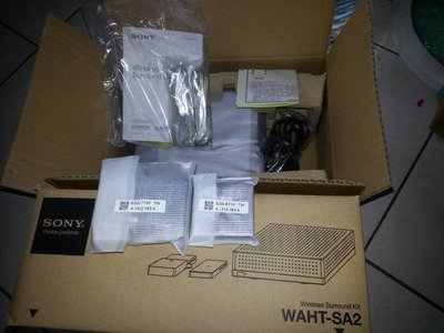 不含喇叭線 SONY WAHT-SA2 無線模組 S-AIR HT-SF470 EZW-T100 EZW-RT10