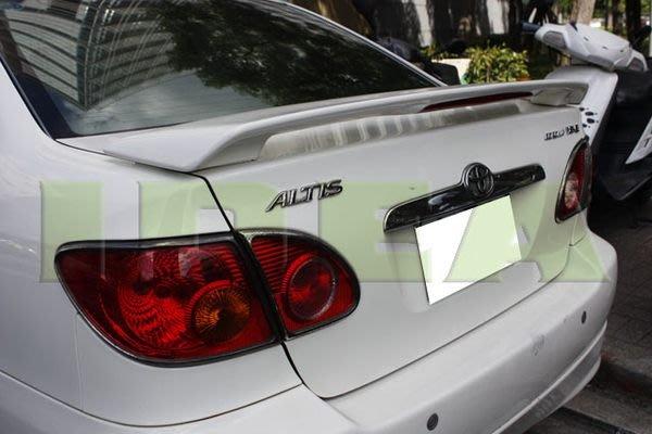 泰山美研社 B995 豐田 ALTIS 2004至2008年尾翼原廠版Z版