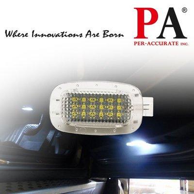 【PA LED】BENZ 賓士 解碼 18晶 LED 手套箱燈 C197 A45 W204 X204 不亮故障燈