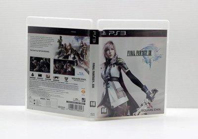 【橙市青蘋果】PS3:太空戰士13 Final Fantasy XIII 英文版 #00355