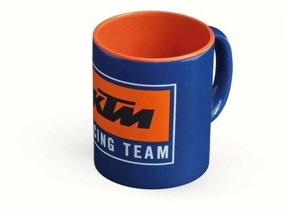 KTM Team Coffee Mug 馬克杯 紅牛 廠隊 ready to go 羅西小舖 breakfast chalice Roger DeCoster