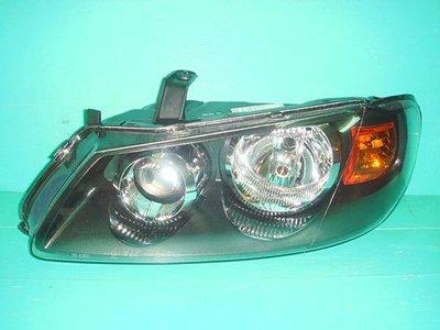 》傑暘國際車身部品《 全新外銷美規超亮版SENTRA180 N16黑框一体成形魚眼大燈組