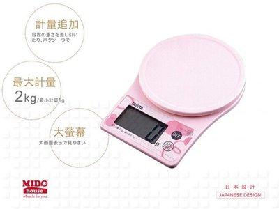 日本 TANITA 粉彩電子磅秤/料理...