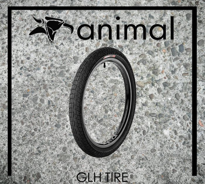 [Spun Shop] ANIMAL BIKES GLH Tire 街道外胎
