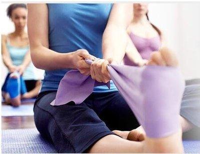【不二】高品質瘦身瑜伽女彈力帶力量訓練健身用品Lc_168