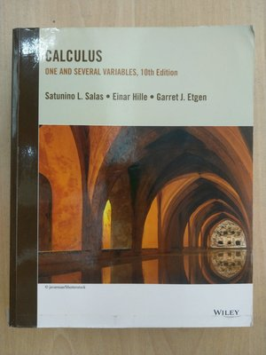 Calculus-One and Several Variables, 10th Edition
