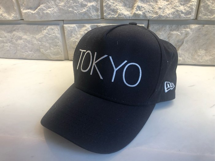 BEAUTY & YOUTH UNITED ARROWS X NEWERA 城市限定 鴨舌帽 帽子 東京 NOT beams