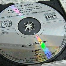 【原版】BEETHOVEN:FAMOUS PIANO SONATAS VOL.1 - 德國版 - 無IFPI