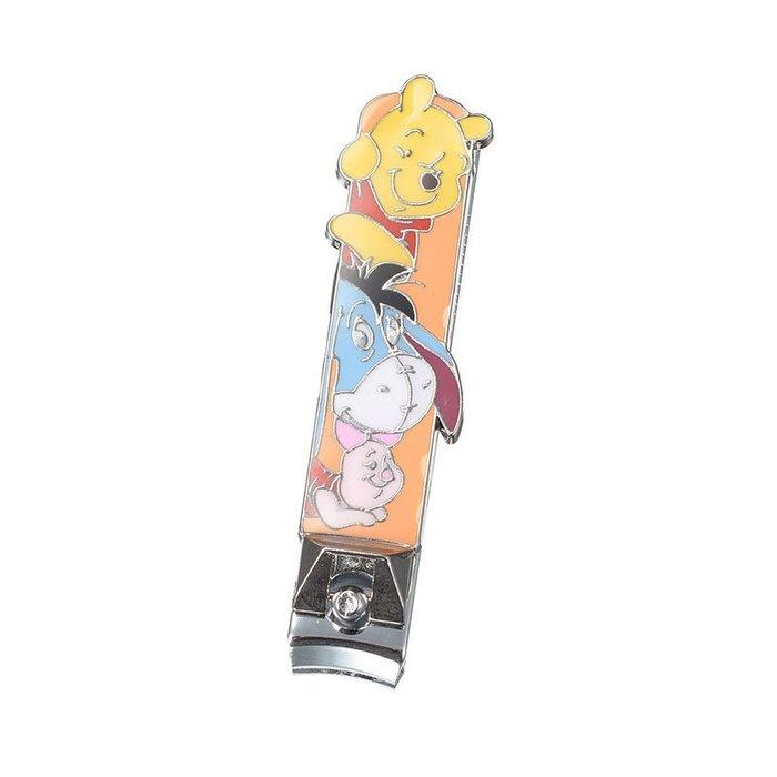 迪士尼Disney《現貨》維尼小豬伊爾 指甲剪 指甲刀~日本正品~心心小舖