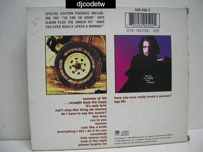 【djcodetw-CD】L1 Bryan Adams-so far so good(2CD)