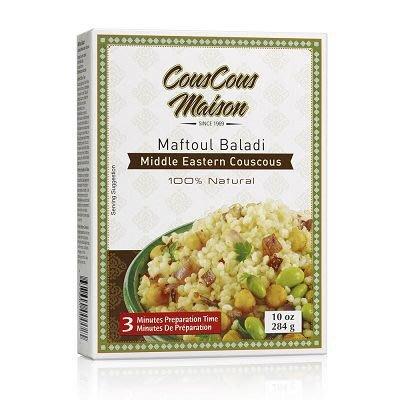 *貪吃熊*以色列 COUSCOUS 梅森北非小米 梅森金黃 中東風味 庫斯庫斯 黃金小麥米