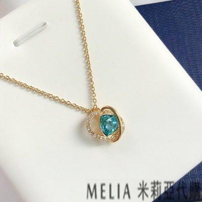 Melia 米莉亞代購 商城特價 數量有限 Swarovski 施華洛世奇 飾品 項鍊 OUTSTANDING 華麗心芒
