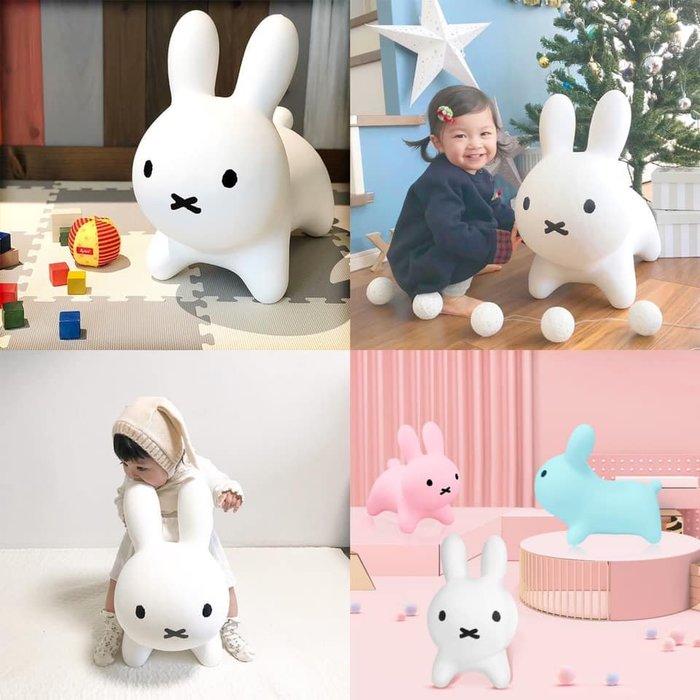 可愛推薦 - 預購商品 -米菲兔跳跳馬