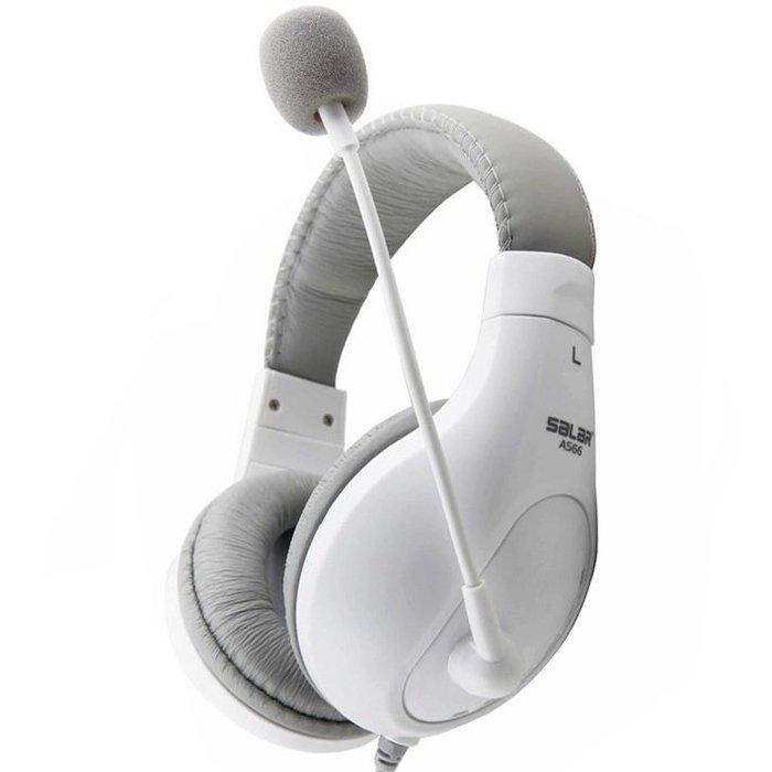 頭戴式臺式電腦耳機電競游戲耳麥帶麥話筒重低音