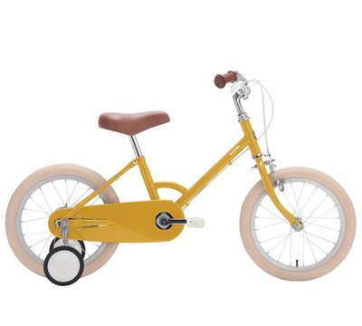 [Spun Shop] Little Tokyobike 兒童自行車 - 芥末黃
