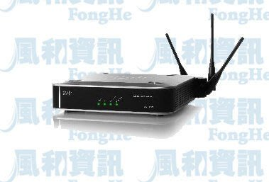 Cisco Small Business WAP4410N 802.11N 無線基地台(支援PoE)【風和網通】